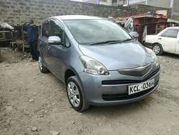 Toyota Ractis 2010 finance can be arranged