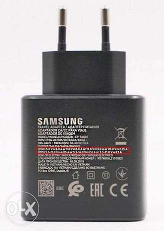 charger samsung 22.5