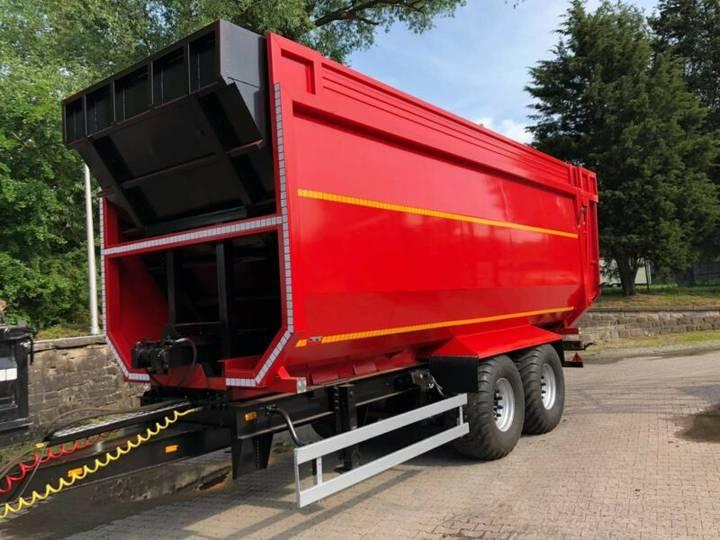 Schmitz Cargobull 18-20 TK - 2006