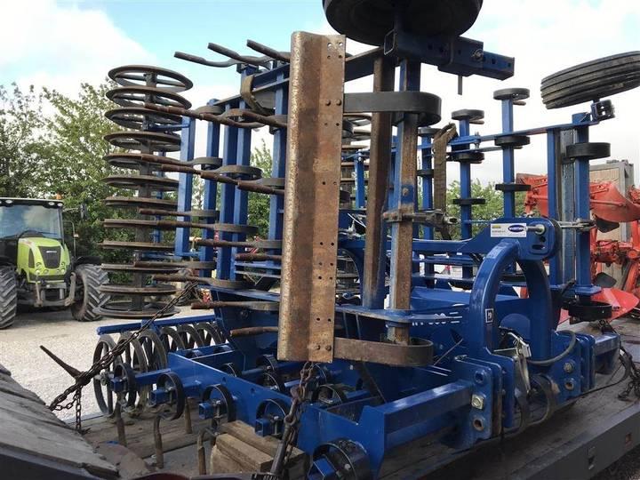 Dal-Bo Culti-lift 6m T-ringsvalse - 2016