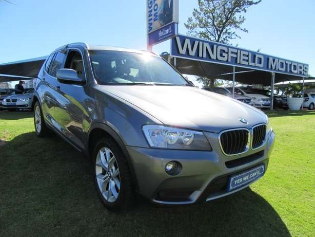 BMW x3Drive 2.0d Exclusive A/T- Full service history Kuils River - image 1