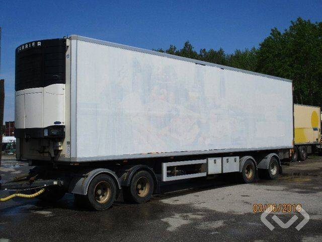 Norfrig WH4-38-111CF 4-axlar Box trailer (chiller + tail lift) - 08 - 2019