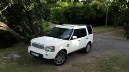 Land rover disco 4 hse