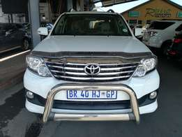 Toyota Fortuner 4.0 V6 A/T Heritage Edition 2012