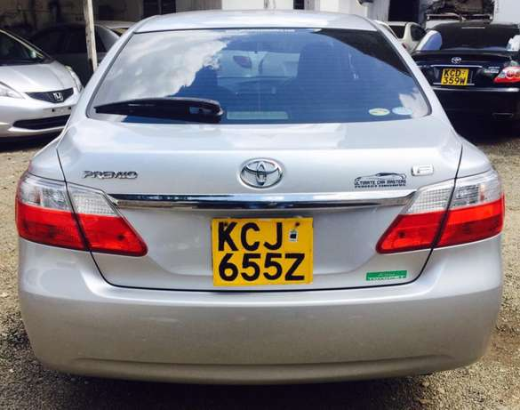 TOYOTA PREMIO kcj loaded edition 1500cc 2009 AT 1,430,000/= only Highridge - image 4