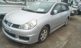 2010 model Nissan Wingroad: Hire purchase accepted