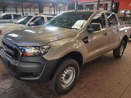 2017 Ford Ranger 2.2 TDCI P/U D/C - Demo model for sale Immaculate con
