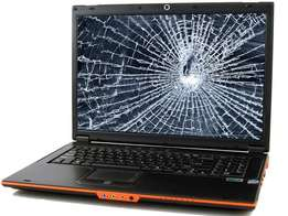 WANTED:Laptop with Cracked/Broken Screen,Working with/without Charger!
