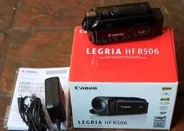 Canon HF-R506 Full HD camcorder