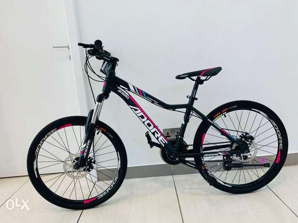 Brand new 2021-22 model bicycle