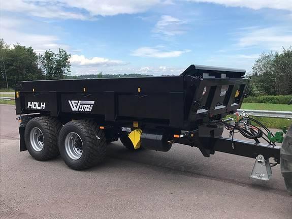 Western 14dl Hardox Proff Dumper - 2019