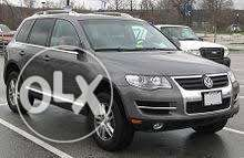 Need to buy a car with engine/comp problem.pref Touareg or range sport
