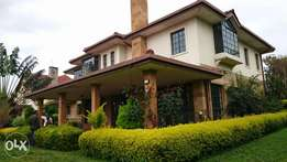 Stylish 5 bedroom house in a gated community for sale in Runda