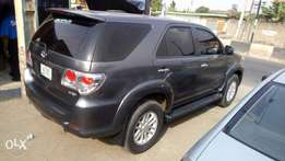 2013 Fortuner bougth brand new