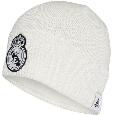 66aa2c282f6457 Czapka zimowa Real Madrid Beanie Cloud OSFM CY5614 - Strzelce Opolskie -  Czapka zimowa Real Madrid