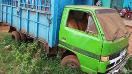 Isuzu 3.3..grounded in family issues.Mechanically okay- Engine,gear di