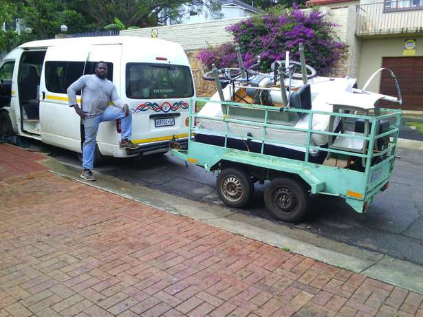 Bakkie and quantum hire all over south Africa and across the country Auckland Park - image 2