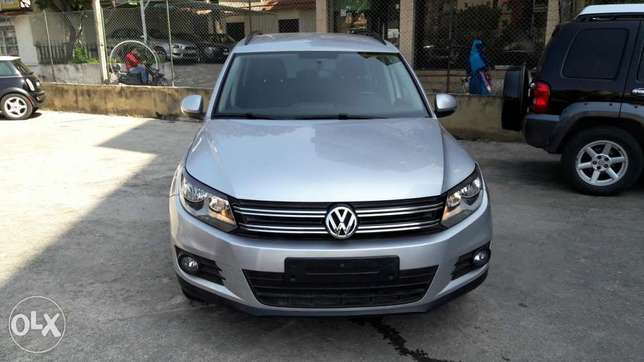 Tiguan 2012 for sale masdar cherke