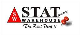Stationery Supplier - - STAT Warehouse - - THE REAL DEAL