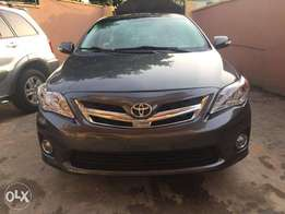 Super Clean Toyota Corolla LE 2011 available for just N2.950m Only