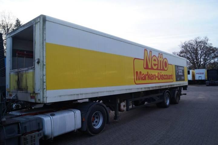 Rohr 2x Achsen- LENKACHSE-DOPPELBEREIFT-!! - 2002