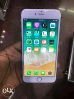 Apple iphone 6 plus 16gb gold slightly used in mint condition
