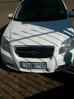 I am selling a Chevrolet Aveo