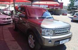 Land rover discovery4 3.0 td/5d v6s