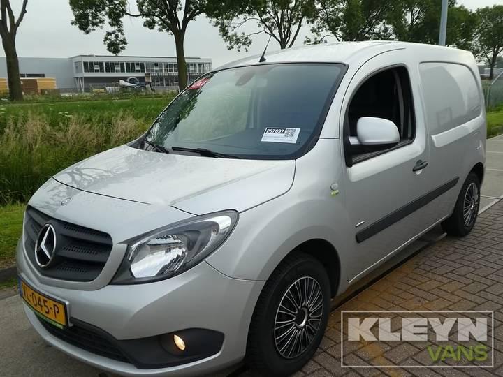Mercedes-Benz CITAN 109 CDI lang airco metallic - 2015