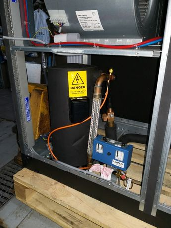 Chwalebne Klimatyzacja precyzyjna szafa denco td19ah/dcra26-6 16 kw AK27