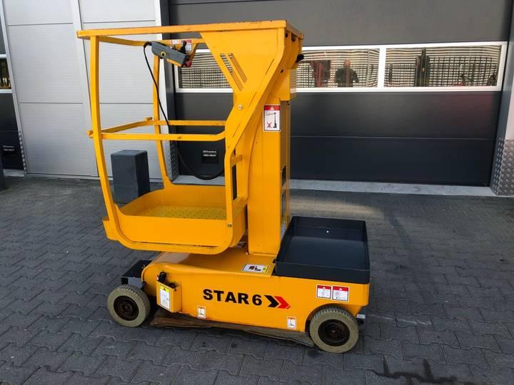 Haulotte Star 6 Hoogwerker - 2012
