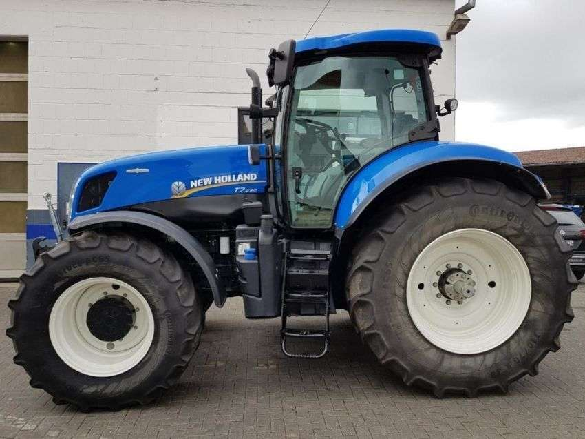 New Holland T7.250ac - 2014