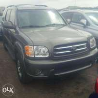 American Spec Tokunbo, Toyota Sequoia, 2004, LIMITED. Very OK