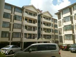 Executive 3 bedroom apartment with Dsq for rent.