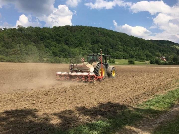 Kuhn Maxima 2 Isobus - 7 Reihiges Mit Unterfußdüngung - Wie Neu Nur 280 Hektar - Bj 2018 - 2018 - image 3