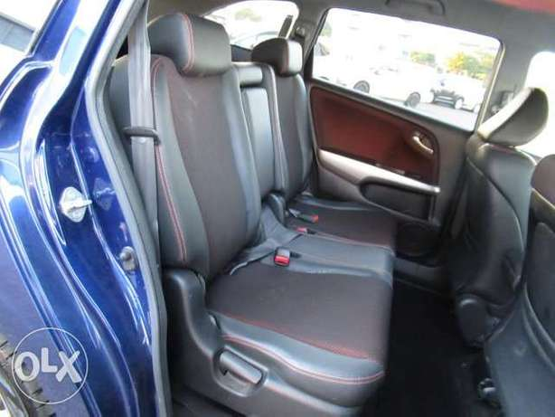 Honda Stream RST blue 2010 model. KCP number Loaded with Alloy rims, Mombasa Island - image 5