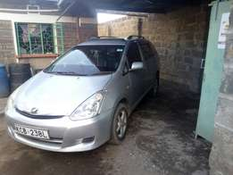 Toyota Wish for Sale Ksh 900000 Neg