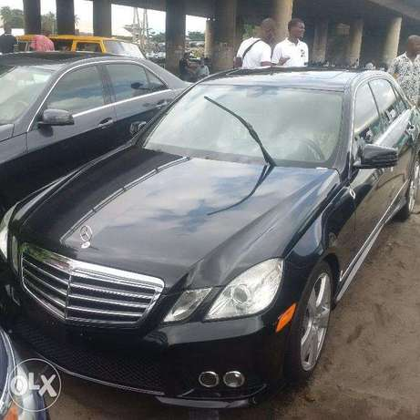 Mercedes Benz E350. 4MATIC 2011. Direct tokunbo Apapa - image 5