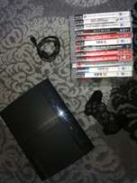 PS3 new edition with 12 games.