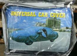 Cover car fully from Rain & Sun when Out doors.