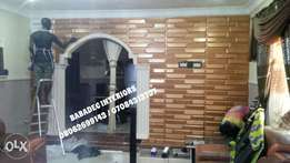 Affordable 3D panels, for your home beautifications!