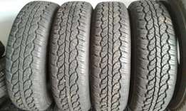 215/R15 windforce tyres