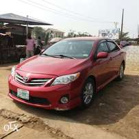 Very Clean Registered Toyota Corolla Sport - 2011