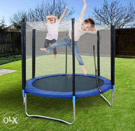 6ft Trampoline + Free Sports Helmet +free Home Delivery
