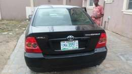 Toyota Corolla 2007 still in factory state. Very clean and sound