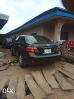Perfect Toyota corolla is here for sale