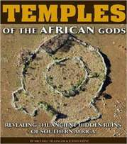 Temples of the African Gods by Michael Tellinger, Johan Heine