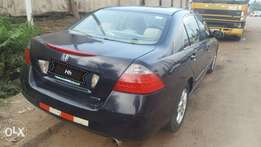 Very Clean 2007 Honda Accord Reg
