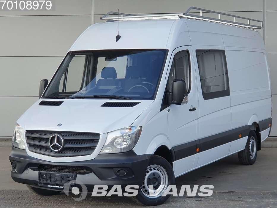 Uitgelezene Mercedes-Benz Sprinter 316 CDI 160pk DC Doka Trekhaak Imperiaal EM-27
