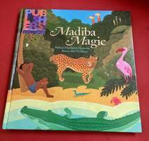 Madiba Magic - Mandela's Favourite Stories for Children Large Book